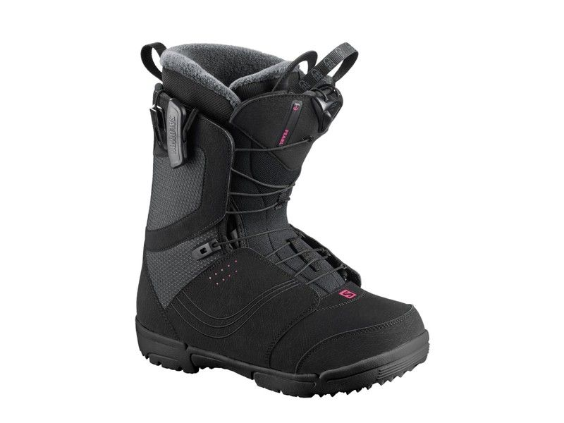 Salomon Pearl Black 26,5
